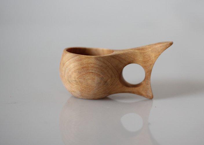 エストニア puupankの木工芸のククサ