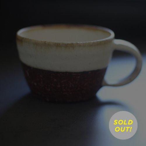 遠野秀子さんのうつわ 古代シリーズ マグカップ