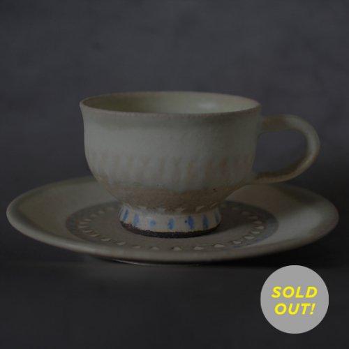 遠野秀子さんのうつわ taneシリーズ マグカップ