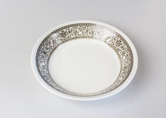 WOOD&SONS/ウッドアンドサンズ/AL PINE WHITE/ボウル、スープ皿19.5cm