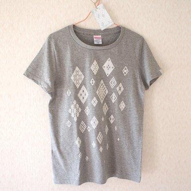 Kogin Tシャツ レディース(全3色)