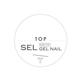 【SELGELNAIL】トップジェル<オフ簡単!つやつや光沢トップジェル>