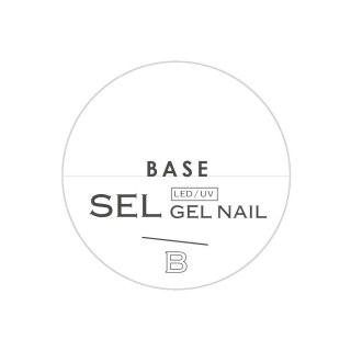 【SELGELNAIL】ベースジェル<プロのネイリストも使用>