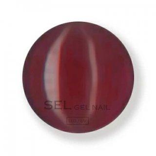 【SELGELNAIL】カラージェル5001M<マットで深みのあるボルドー>