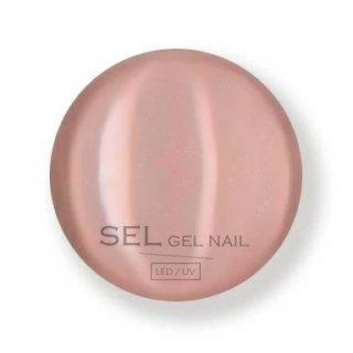 【SELGELNAIL】カラージェル5008P<ブラウン系パールベージュ>