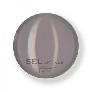 【SELGELNAIL】カラージェル5013M<マットなダークグレーブラウン>