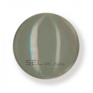 【SELGELNAIL】カラージェル5018M<マットなグレーがかったカーキ>