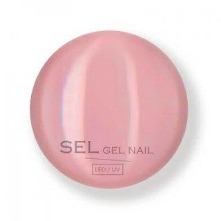 【SELGELNAIL】カラージェル5020M<透明感がある落ち着いた青みピンク>