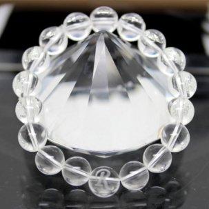 天運を味方につけるスパイラルクォーツ(螺旋水晶) 天然水晶 ブレスレット 右螺旋&左螺旋 通販(オンラインショップ)