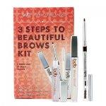 bdb 3Step To Beautiful Kit / bdb ビューティフル アイブロウ 3Pセット