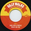 SARA LUGO & PROTPJE / REALLY LIKE YOU