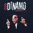 DINAMO MEXICO TOUR T-SHIRTS DEVIL Sサイズ