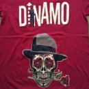 DINAMO MEXICO TOUR T-SHIRTS RED Sサイズ