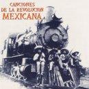 VARIOUS / CANCIONES DE LA REVOLUCION MEXICANA