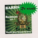 BARRIOBEAT / REMIXES VOL.1 WORLD BEAT SOUND SYSTEM