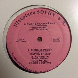 VARIOUS / DISCOTECA SOPHY