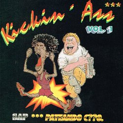 VARIOUS / KICKIN' ASS VOL.1