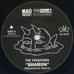 THE FRIGHTNRS / SHARON