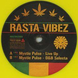 MYSTIC PULSE / LIVE UP