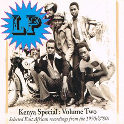 VARIOUS /KENYA SPECIAL : VOLUME TWO