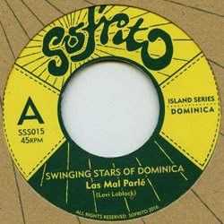 SWINGING STARS OF DOMINICA / LAS MAL PARLE