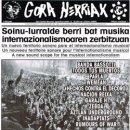 VARIOUS / GORA HERRIAK 95-98