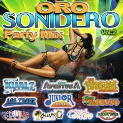 VARIOUS / ORO SONIDERO VOL.2 PARTY MIX