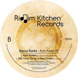 BAZZA RANKS / RUM PUNCH EP