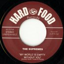 THE SUPREMES / MY WORLD IS EMPTY WITHOUT YOU
