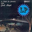 CECIL LLOYD / A NIGHT IN JAMAICA WITH CECIL LLOYD