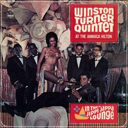 WINSTON TURNER QUINTET / AT THE JAMAICA HILTON