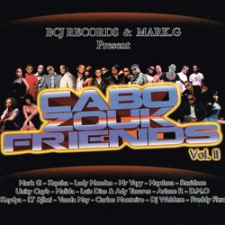VARIOUS / CABO ZOUK FRIENDS VOL.2