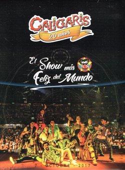 LOS CALIGARIS / 20 ANOS