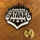 SONIDO SATANAS PIN BADGE