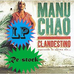 <img class='new_mark_img1' src='//img.shop-pro.jp/img/new/icons52.gif' style='border:none;display:inline;margin:0px;padding:0px;width:auto;' />MANU CHAO/CLANDESTINO