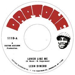 LEON DINERO / LOVER LIKE ME