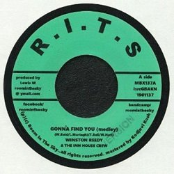 WINSTON REEDY / GONNA FIND YOU