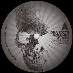 DJ DSK / DNA EDITS VOLUME 1