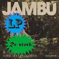 VARIOUS / JAMBU E OS MITICOS SONS DA AMAZONIA