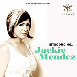 JACKIE MENDEZ / INTRODUCING