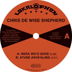 CHRIS DE WISE SHEPHERD / NERA WO'O SOKE