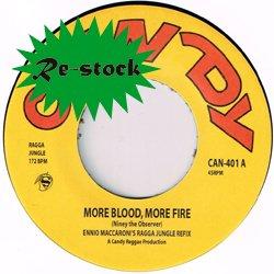 ENNIO MACCARONI / MORE BLOOD , MORE FIRE