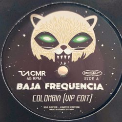 BAJA FREQUENCIA / COLOMBIA VIP EDIT