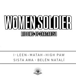 CHALART 58 / WOMEN SOLDIER
