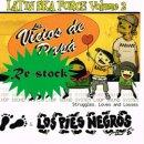 LOS PICOS DE PAPA : LOS PIES NEGROS / LATIN SKA FORCE VOLUME 2