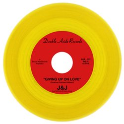 J & J / THE TOWN I LIVE IN (YELLOW VINYL)
