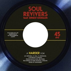 SOUL REVIVERS FEAT.ERNEST RANGLIN / HARDER