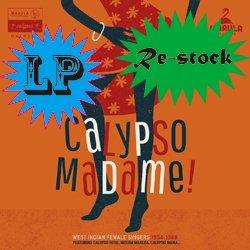 VARIOUS / CALYPSO MADAME! WEST INDIAN FEMALE SINGERS 1954-1968