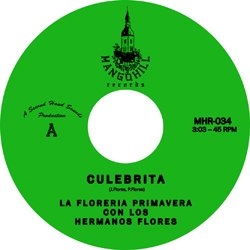 LA FLORERIA PRIMAVERA CON LOS HERMANOS FLORES / CULEBRITA