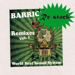 BARRIOBEAT / REMIXES VOL.1 WORLD BEAT SOUND SYSTEM